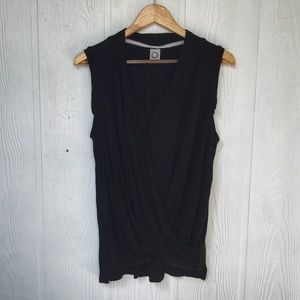 Anthropologie Blouse in Black, Size M